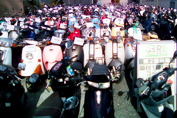 バイクを買う時の流れ