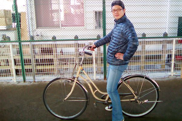 便利屋が教える自転車の乗り方