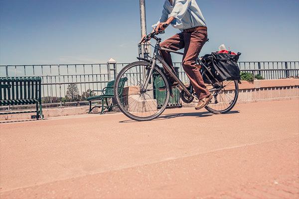 自転車のブレーキ 便利屋
