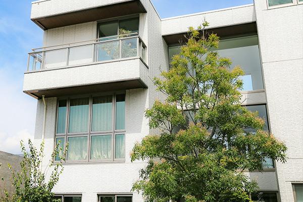 マンションの窓掃除 東京都