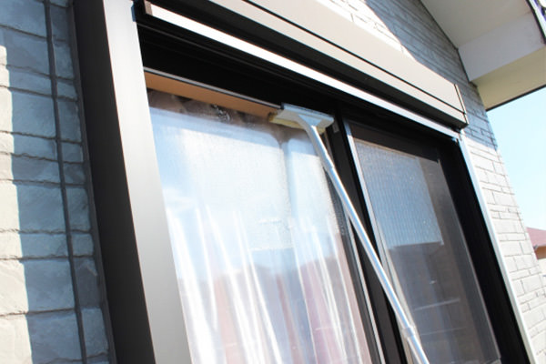 窓ガラスクリーニング 江戸川区